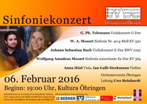 Plakat Sinfoniekonzert 2016 quer A5